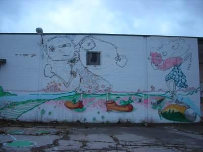 City Owned Graffiti